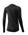 adidas T12 Clima Cool Shirt Langarm WOMAN Gr.44 schwarz L adi X13170 (Bild-2)