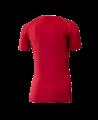 adidas T12 Team Shirt woman SS Gr.36 Kurzarm rot S adi X13801 (Bild-2)