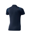 adidas T12 Team Shirt woman SS Kurzarm blau adi X13825 (Bild-2)