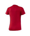 adidas T12 Clima Cool Shirt Kurzarm WOMAN Gr.44 rot L adi X13855 (Bild-2)