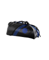 adidas WAKO Sporttasche Zipper Bag 2 in 1 schwarz/blau adiACC051 (Bild-2)