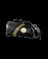 adidas WAKO Sporttasche Zipper Bag 2 in 1 schwarz/gold adiACC051 (Bild-2)
