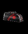 adidas WAKO Sporttasche Zipper Bag 2 in 1 schwarz/rot adiACC051 (Bild-2)