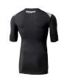 adidas Compression Shirt TECHFIT Base Kurzarm schwarz XS D82011 (Bild-2)