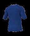 adidas Compression Shirt TECHFIT Base SS Kurzarm blau XS AJ4971 (Bild-2)