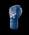 adidas PATRIOT Hybrid 300 Boxhandschuhe blau/rot 14 oz adiH300 (Bild-2)