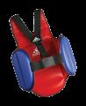 adiP01 Schutzweste Boxing rot blau adidas (Bild-2)