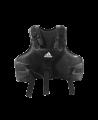adidas Bauchschild Boxing Chest Protector Trainer Schutzweste schwarz ADIP04 (Bild-2)