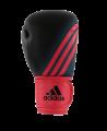 adidas Boxhandschuhe Speed 200  Woman schwarz rot 8oz adiSBGW200 (Bild-2)