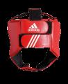 adidas AIBAH1 - Kopfschutz Boxing Aiba rot, CE (Bild-2)