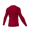 adidas TECHFIT Langarm TF BASE LS rot L AJ5015 Compression Shirt (Bild-2)