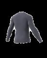 adidas TECHFIT Langarm TF C&S LS onyx grau Compression Shirt adi AJ5017 (Bild-2)