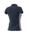 adidas T16 TEAM POLO WOMAN size XL blau AJ5274 (Bild-2)