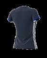 adidas T16 TEAM TEE WOMAN blau AJ5302 (Bild-2)