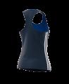 adidas T16 Clima Cool SL TEE WOMAN size L blau AJ5454 (Bild-2)