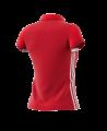 adidas T16 Climacool Polo Shirt WOMAN rot AJ5477 (Bild-2)
