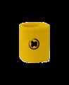 FW Kampfrichter Armstulpen Frottee Schweißband gelb (Bild-2)