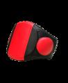 FW OCTAGON Belly Pad Bauchschutz Gürtel für Trainer schwarz rot (Bild-2)