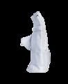 BudoNord Masterglove Faustschutz weiß mit Klettverschluss (Bild-2)
