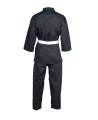 Budo Nord Empi Karate Anzug 150 cm schwarz (Bild-2)
