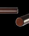 FW Bo Langstab 3cm Roteiche selected Quality 180 cm braun (Bild-2)