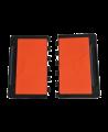 FW Bruchtestbretter CHAGI Kunststoff, orange S (Bild-2)