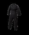 Budo Nord Kung Fu Anzug 180cm schwarz (Bild-2)