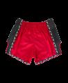Fairtex Muay Thai Short satin rot/schwarz BS1703 (Bild-2)