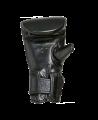 Fighter Bagglove Enargi schwarz aus Leder (Bild-2)