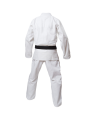 Fighter`s World NO ESCAPE Brazilian Jiu Jitsu Anzug weiss (Bild-2)