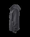 FW Jacke Black Bear Sweater mit Kapuze schwarz (Bild-2)
