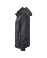 FW Jacke Black Bear Sweater mit  Kapuze Gr. L schwarz (Bild-2)