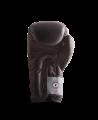 FW Black CORNER Boxhandschuhe 10 oz Klettverschluss schwarz/grau (Bild-1)