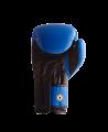 FW Blue CORNER Boxhandschuhe Klettverschluss blau/schwarz (Bild-2)