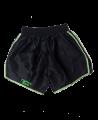 FW CORNER Thaibox Hose schwarz/grün Muay Thai Short (Bild-2)