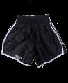 FW CORNER Thaibox Hose schwarz/weiß Muay Thai Short (Bild-2)