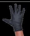 Einweg Handschuhe Gr. XL (9/10) schwarz (Bild-2)