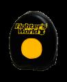 FW Handmitt FX Speedpunch schwarz/gelb Leder 1Stk. (Bild-2)