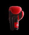 FW Red CORNER Boxhandschuhe Klettverschluss rot/schwarz (Bild-2)