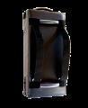 FW UFG curved Schlagschild gebogen L 75x33x15cm schwarz (Bild-2)