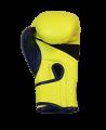 FW Boxhandschuh Strike gelb/blau 10 oz (Bild-2)