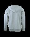 FW Hoodie Basic Herren mit Zip Kapuzensweater L grau (Bild-2)