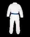 TaeKwonDo Anzug Ribbed weißes Revers 200 cm (Bild-2)