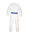 TaeKwonDo Anzug Ribbed weißes Revers (Bild-2)