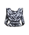 FW Gewichtsweste Camo 5kg grau (Bild-2)