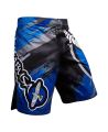 Hayabusa Chikara 3 Fight Shorts blau (Bild-2)