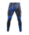 Hayabusa Metaru Compression Pants 47 Silver blau (Bild-2)