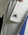 adidas J500 Judo Anzug Training 130cm weiß (Bild-2)