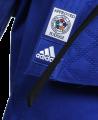 adidas J930B Champion Gi Judo Anzug blau 165cm IJF approved (Bild-2)