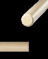 FW BO Langstock konische Enden Weißeiche 180 cm (Bild-2)